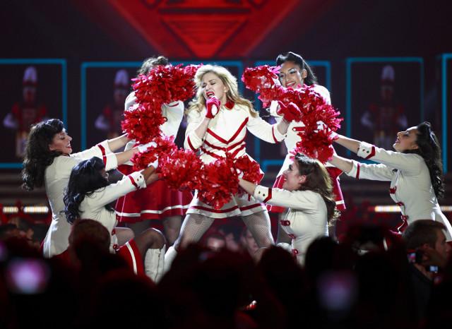 Wszyscy zrzuciliśmy się na koncert Madonny