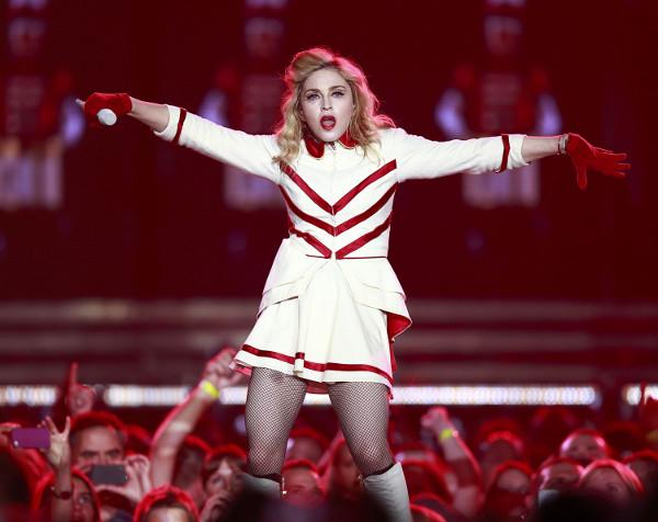 Na Madonnę posypały się skargi...