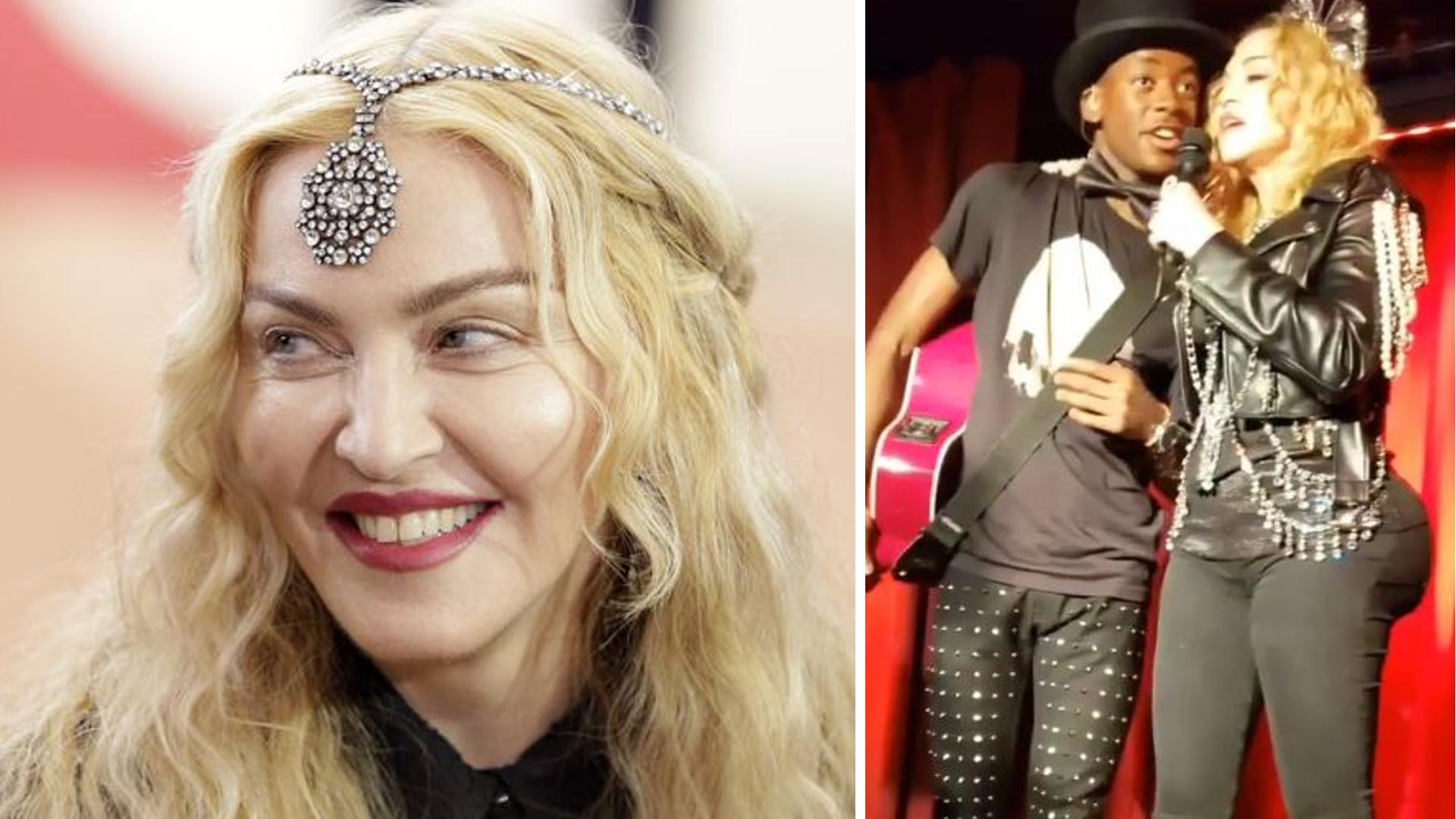Madonna zabrała GŁOS w sprawie swoich NOWYCH pośladków