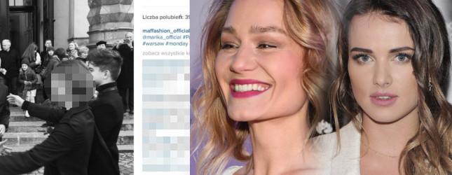 Maffashion dała ciała na ślubie Mariki? (Instagram)
