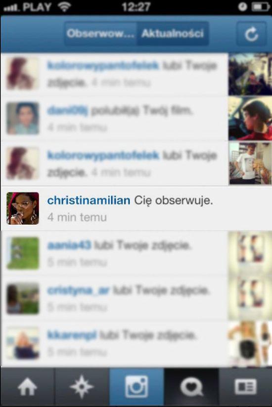 Co łączy Christinę Milian z Maffashion?
