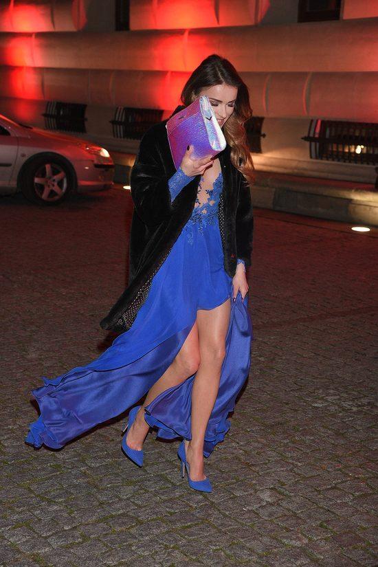 Maffashion w naked dress od Paprockiego&Brzozowskiego (FOTO)
