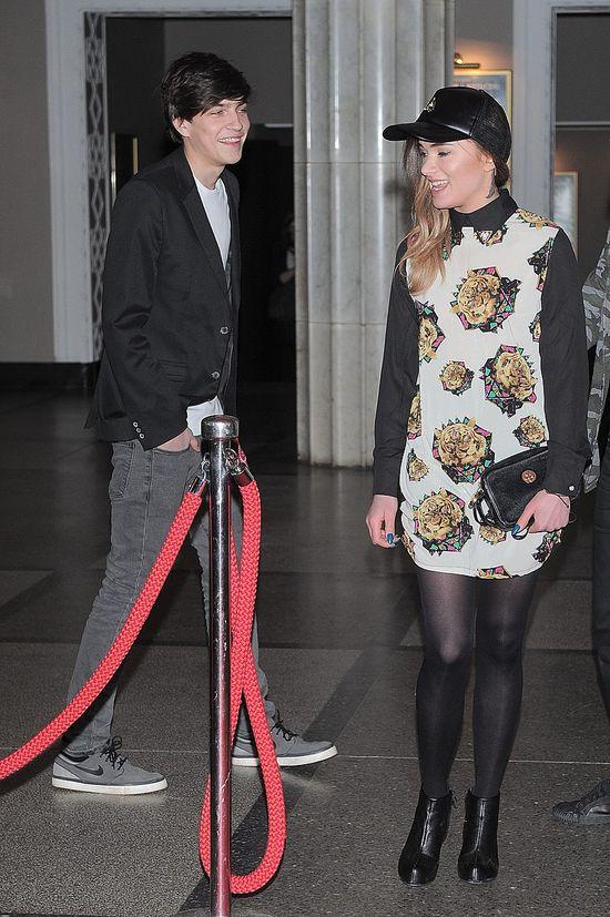 Julia Kuczyńska na premierze filmu (FOTO)
