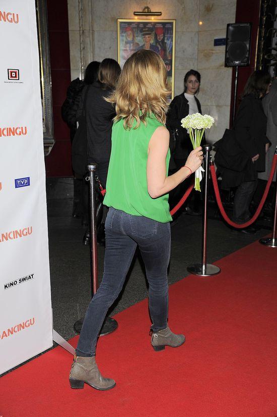 Magda Cielecka zdecydowanie NIE wygląda na swój wiek (FOTO)
