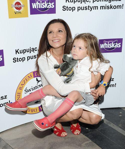 Magda Femme pochwaliła się śliczną córeczką (FOTO)