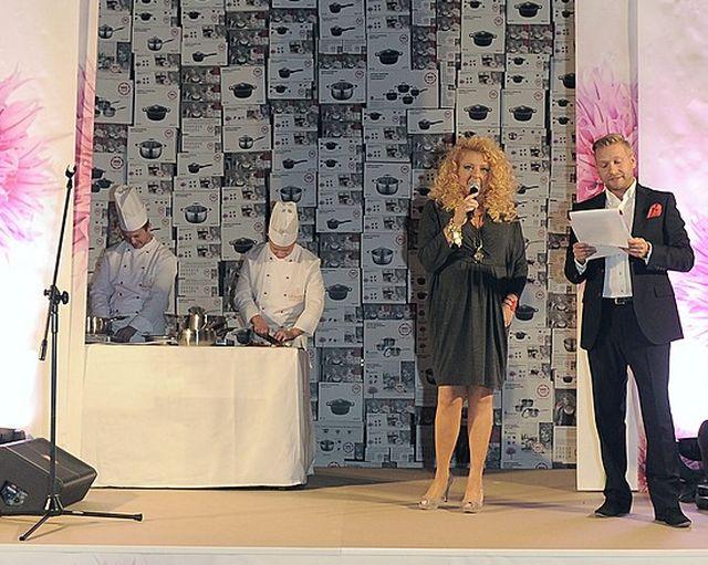 Magda Gessler sprzedaje garnki (FOTO)