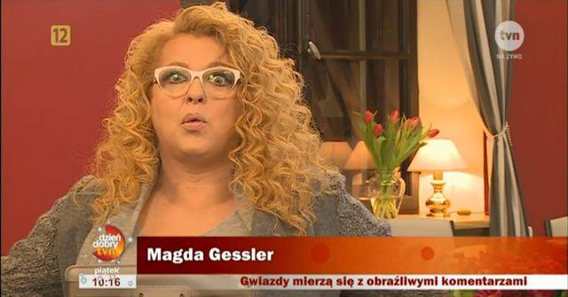Magda Gessler planuje nakręcić film o SOBIE