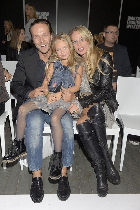 Córeczka Magdy Modrej małą fashionistką? (FOTO)