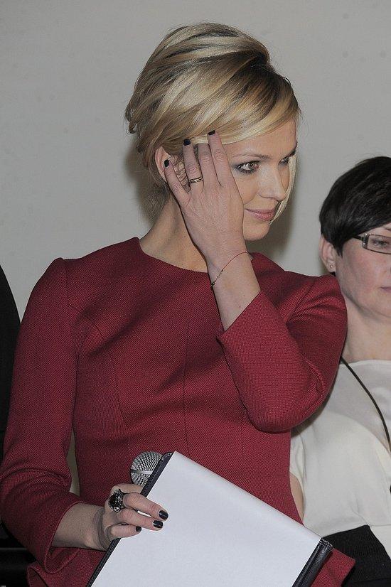 Magda Mołek zapuszcza włosy (FOTO)