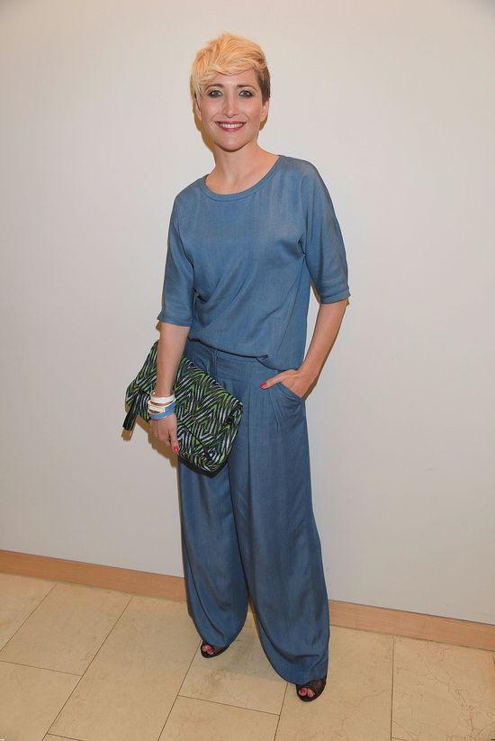 Magda Steczkowska tłumaczy się z podobieństwa do Agaty Dudy