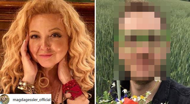 Magda Gessler pokazała SYNA. Wiedzieliście jak wygląda? (Instagram)