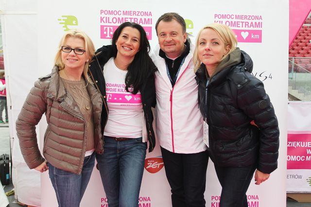 Wielki fina� akcji T-Mobile Pomoc Mierzona Kilometrami!