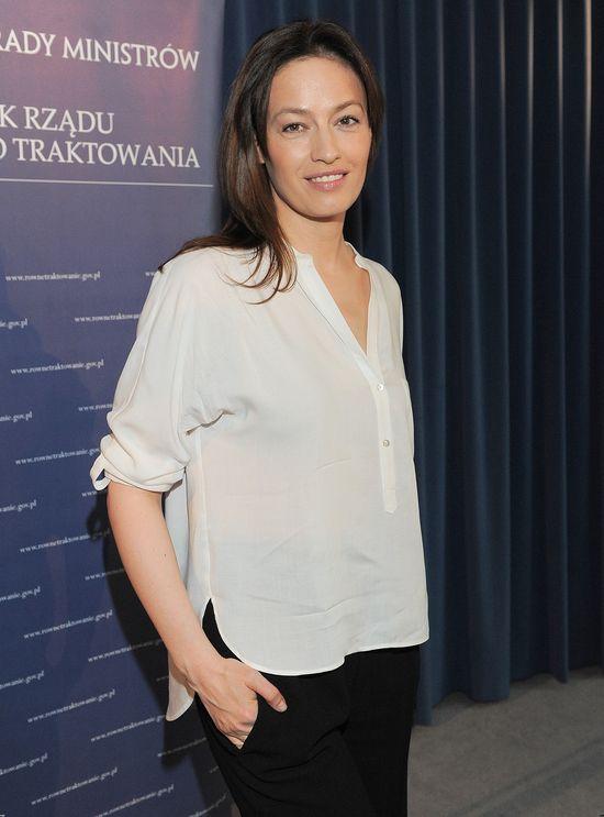 Magdalena R�czka o biciu dzieci