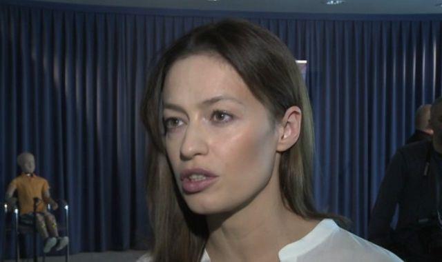 Magdalena Różczka o biciu dzieci