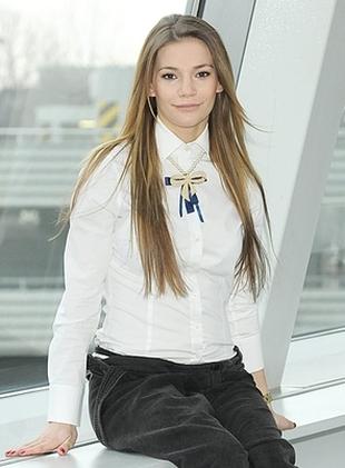 Maja Bohosiewicz i jej włosy o różnej długości (FOTO)