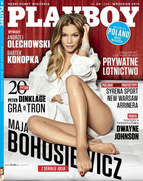 Maja Bohosiewicz straci dziewictwo dopiero w noc poślubną