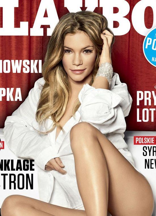 Najnowszy Playboy z Mają Bohosiewicz