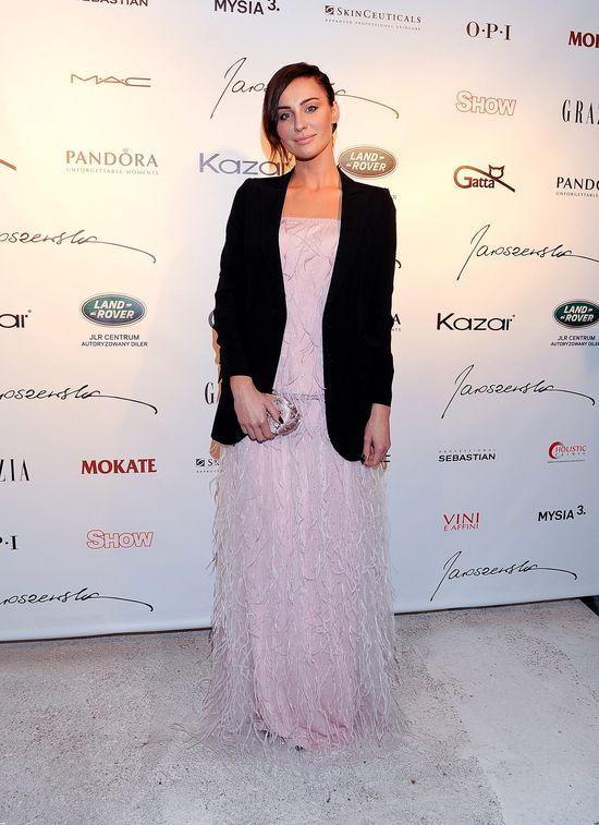 Kto przybył na pokaz mody Natalii Jaroszewskiej? (FOTO)
