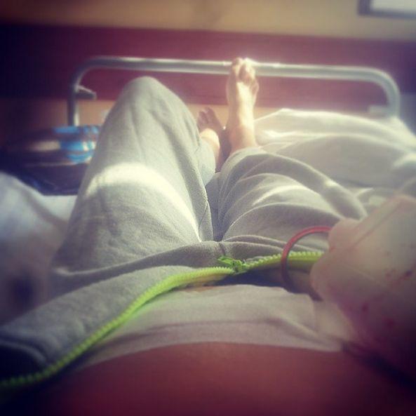 Maja Hyży trafiła do szpitala (FOTO)