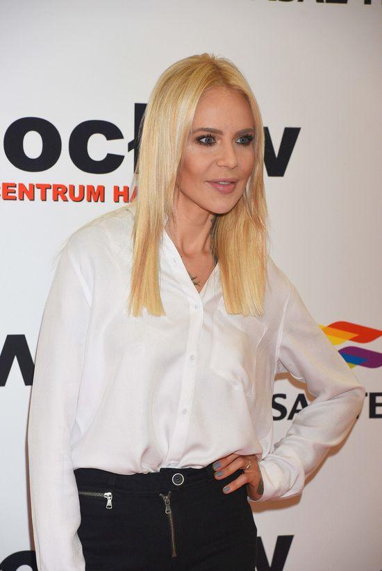 Co się dzieje z twarzą Mai Sablewskiej? (FOTO)