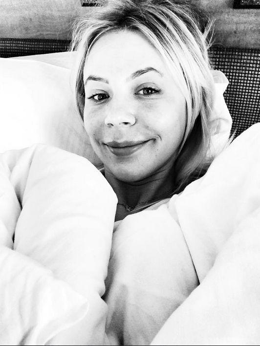 Jak wygląda Maja Sablewska zaraz po przebudzeniu? (FOTO)