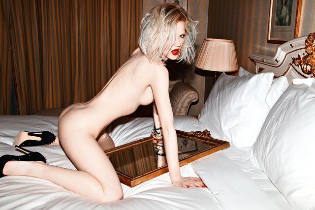 Joanna Majstrak na okładce kwietniowego Playboya (FOTO)