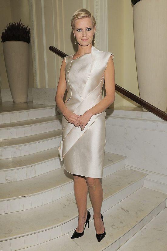 Małgorzata Kożuchowska w sukience od Gosi Baczyńskiej (FOTO)