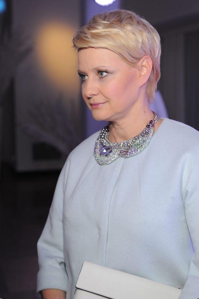 Małgorzata Kożuchowska o powrocie do formy po ciąży