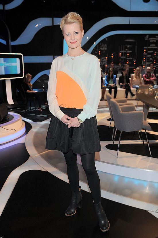 Małgorzata Kożuchowska promienieje w ciąży (FOTO)