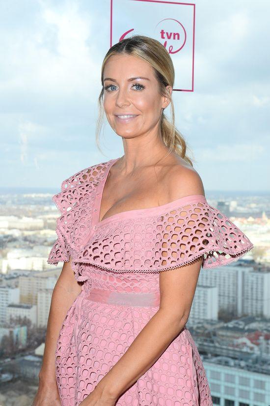Małgorzata Rozenek w najpiękniejszej wiosennej stylizacji!