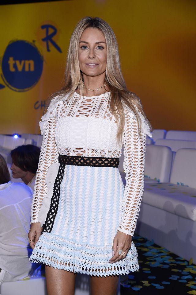 Małgorzata Rozenek-Majdan SCHUDŁA? Spójrzcie na jej nogi! (ZDJĘCIA)