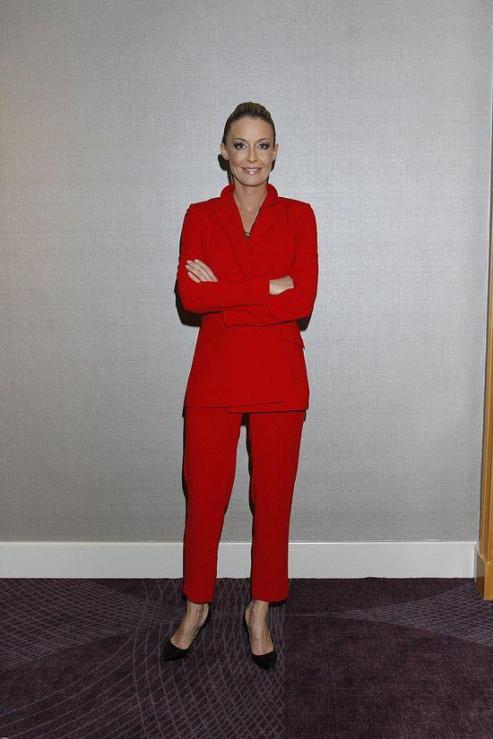 Perfekcyjna Małgorzata Rozenek promuje swój poradnik (FOTO)