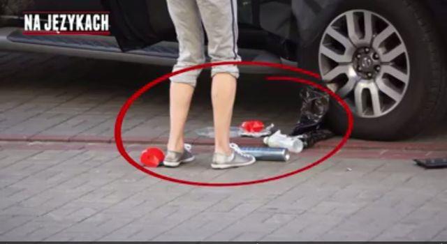 Taki bałagan w samochodzie Perfekcyjnej?! (VIDEO)