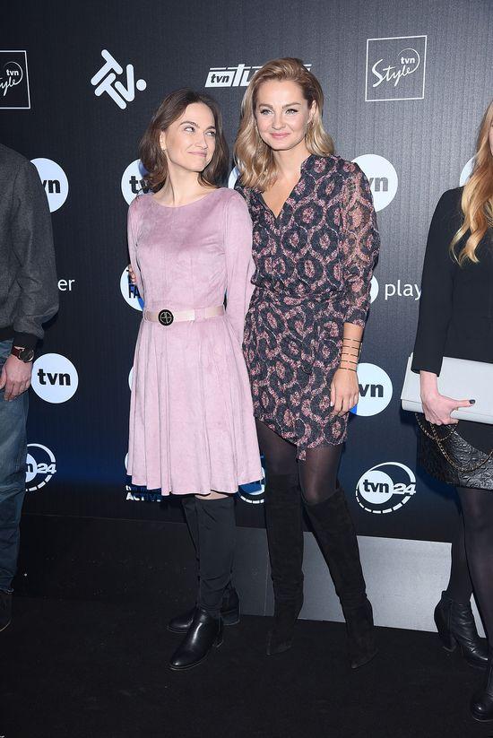 Gwiazdy na prezentacji wiosennej ram�wki TVN (FOTO)
