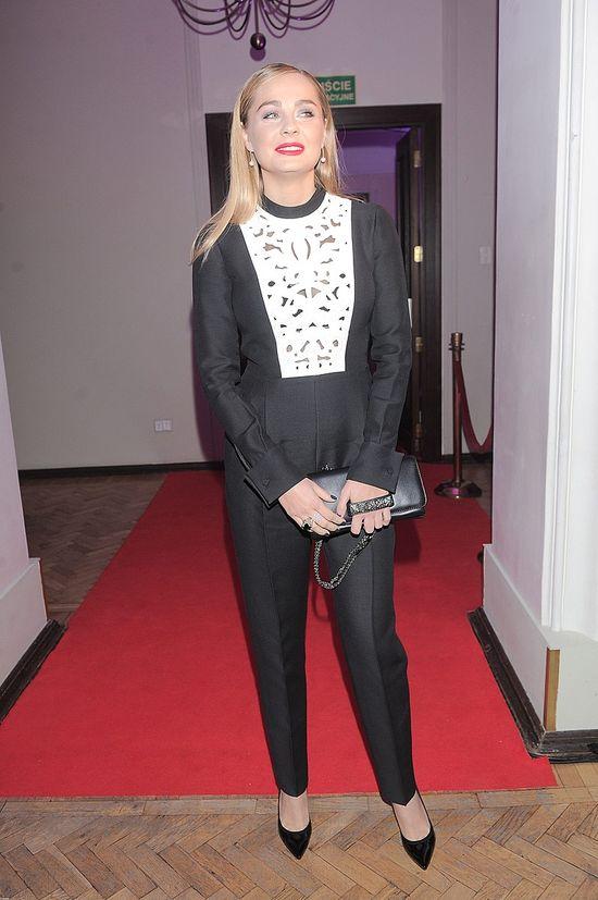 Piękna Małgorzata Socha na czerwonym dywanie (FOTO)