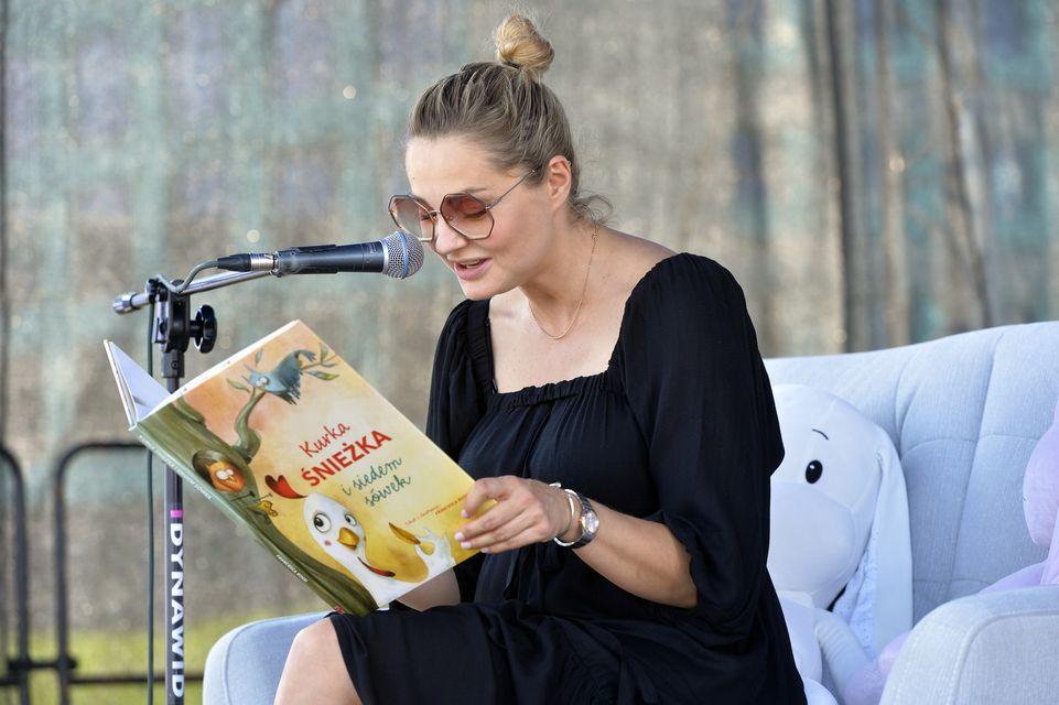 Małgorzata Socha na pikniku (ZDJĘCIA)
