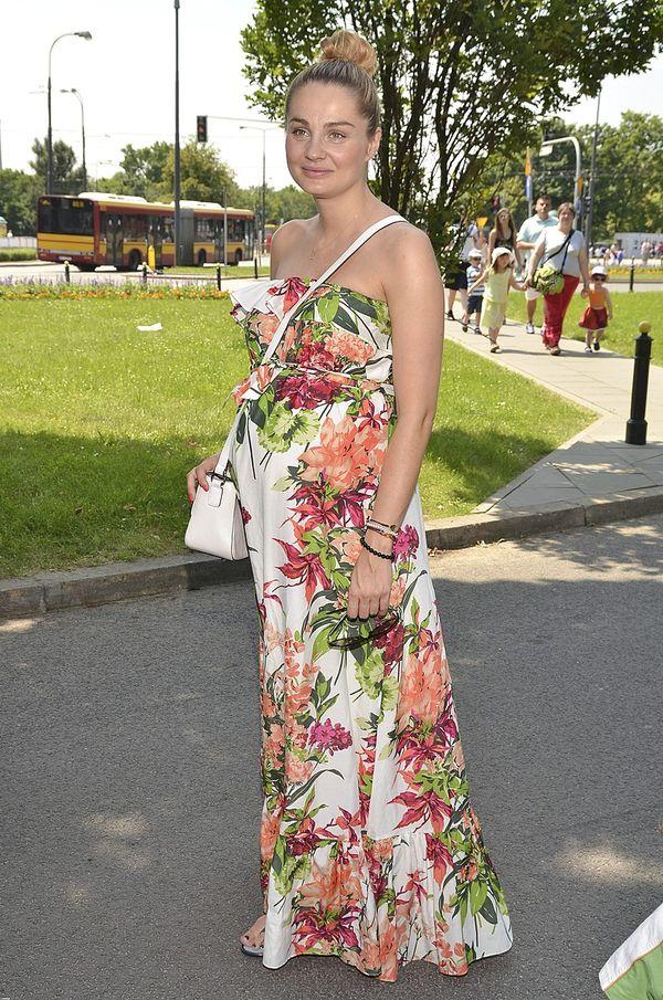 Małgorzata Socha urodziła córeczkę