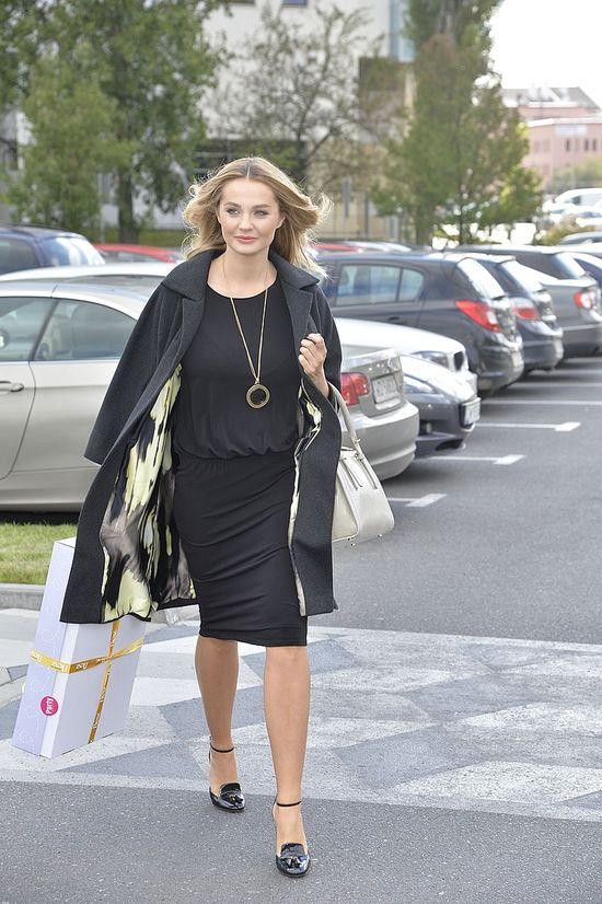 Małgorzata Socha zdradza, jak schudła po ciąży
