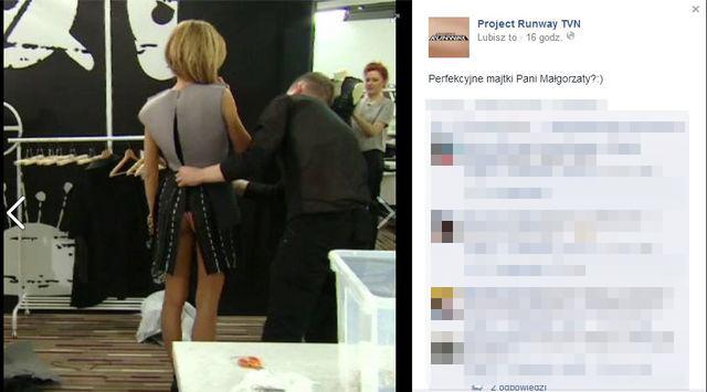 Co powiecie na pupę Małgorzaty Rozenek w bieliźnie? (FOTO)