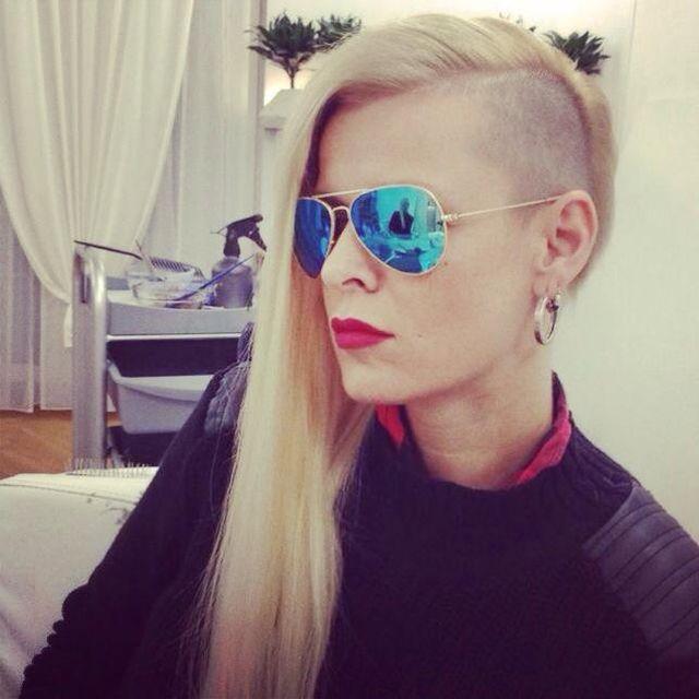 Mandaryna ma nową, wystrzałową fryzurę (FOTO)