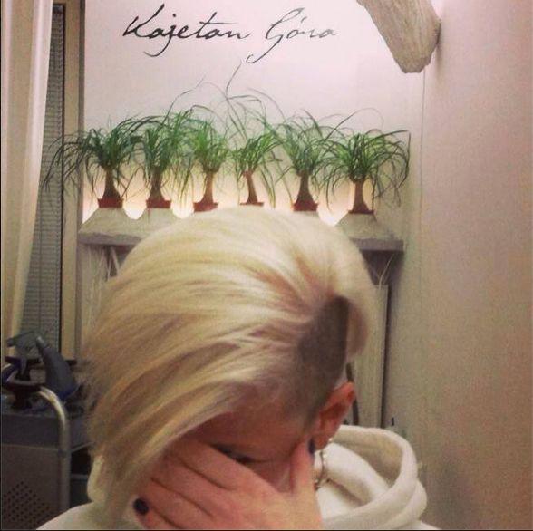 Kolejna polska gwiazda upodabnia się do Miley Cyrus? (FOTO)