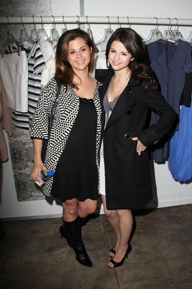 Mama Seleny Gomez SKOMENTOWAŁA słowa Gabbany o wyglądzie jej córki