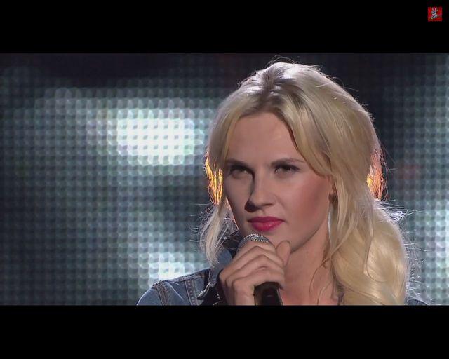 Michalina Manios w The Voice [VIDEO]