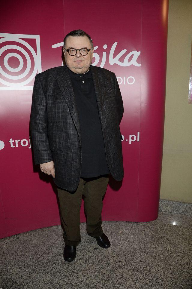 Wojciech Mann na antenie Trójki zaliczył wulgarną wpadkę