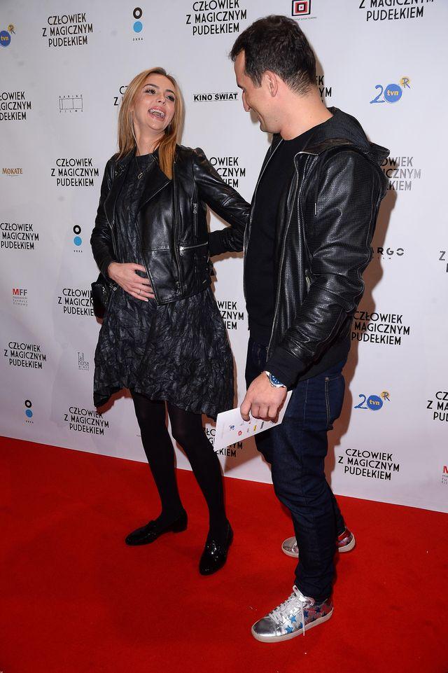 Marcela Leszczak po urodzeniu syna nie wygląda na zmęczoną (Instagram)