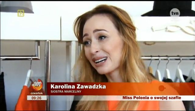 Marcelina Zawadzka: Wi�kszo�� rzeczy mam z second hand�w