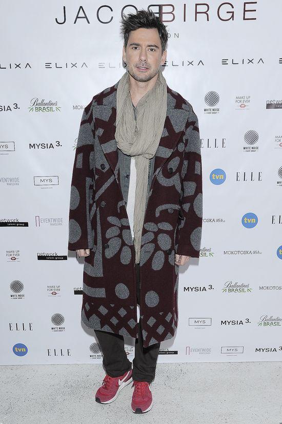 Gwiazdy na pokazie mody Jacoba Bartnika (FOTO)