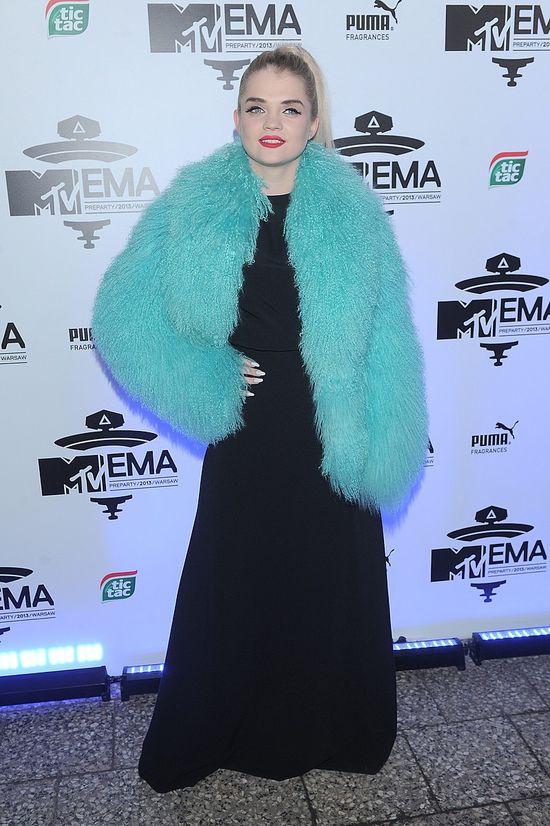 Modowe Blogerki na imprezie MTV (FOTO)