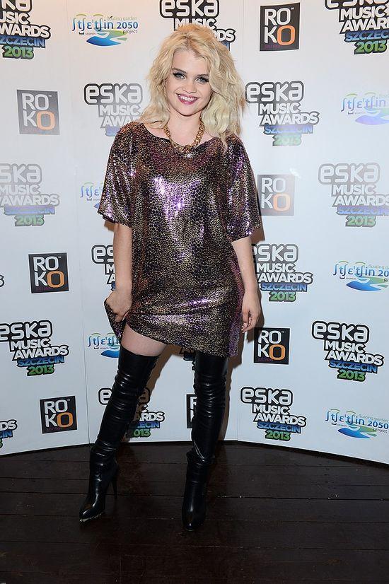 Dwie twarze Margaret na Eska Music Awards (FOTO)