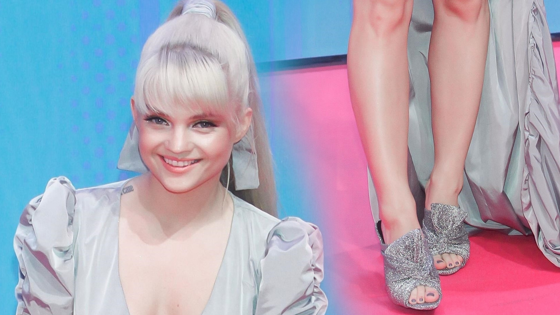 Margaret na MTV EMA wyglądała LEPIEJ niż zagraniczne gwiazdy? (ZDJĘCIA)